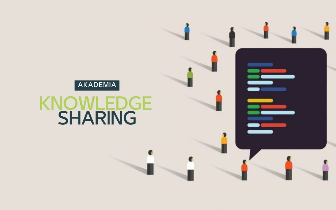 Akademia Knowledge Sharing: jak zatrzymać wiedzę firmową?