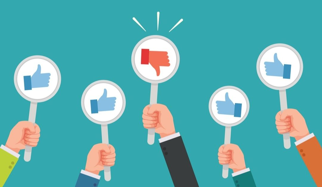 Szorstki feedback, czyli – jak przyjmować krytykę